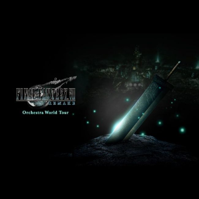 FF VII Remake's orchestral album is set to release in October