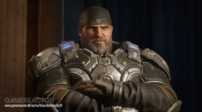 Story expansion confirmed for Gears 5