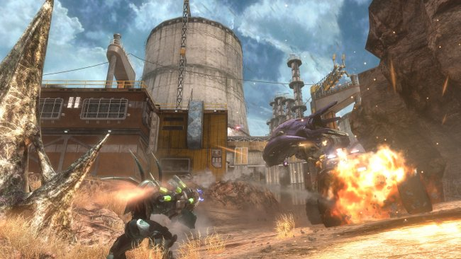 The next test for Halo: Reach on PC will give us a taste of Firefight