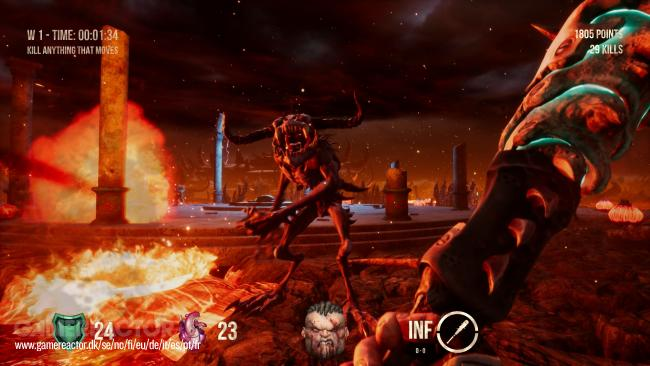 Hands-On with Hellbound