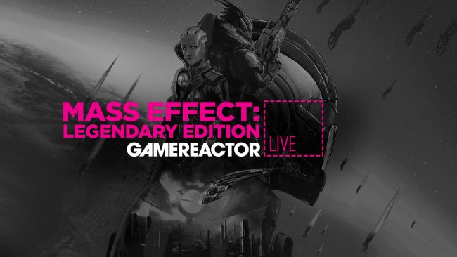 Join us as we take to the stars in today's GR Live in Mass Effect Legendary Edition