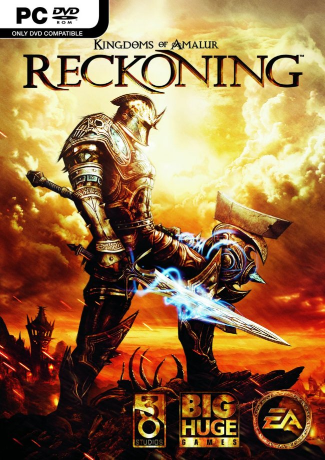 Kingdoms of Amalur: Reckoning remaster revealed for August