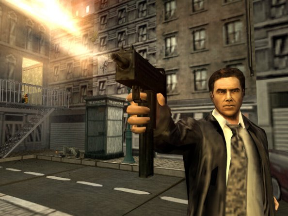 Pictures Of Gaming S Defining Moments Max Payne 2 1 3