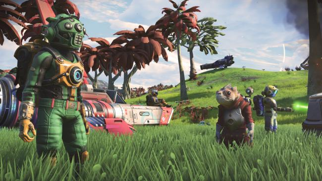 No Man's Sky's NEXT update gets new details