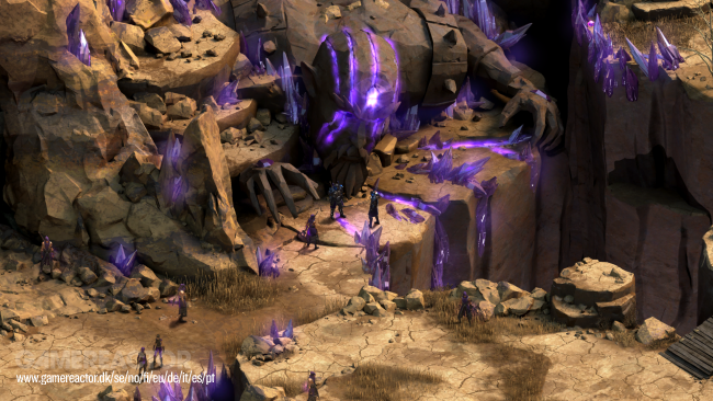 Obsidian goes for a more stylised view in Tyranny