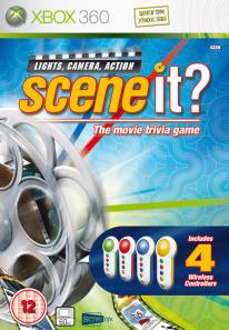 Scene It? Lights, Camera, Action