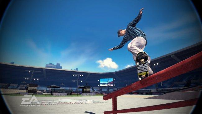 Skate 2 expands with DLC