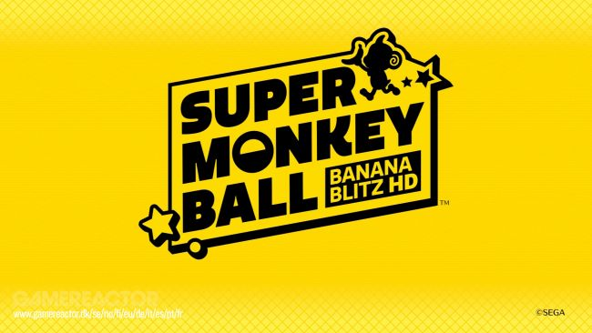 Super Monkey Ball: Banana Blitz HD arriving this October