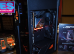 Asus talked us through the features of the ROG Z11 PC case