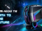 MSI launches RTX3000 series ultra compact desktop