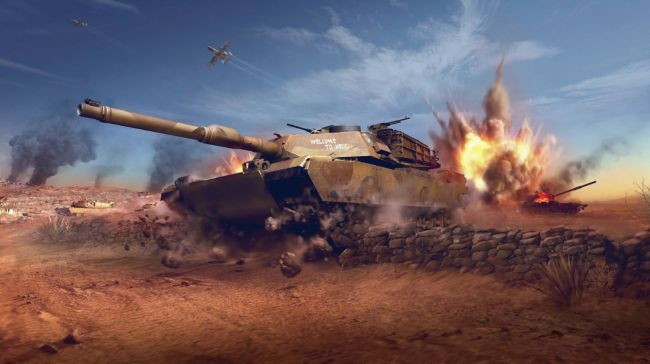 World of Tanks Console to add modern tanks on April 27