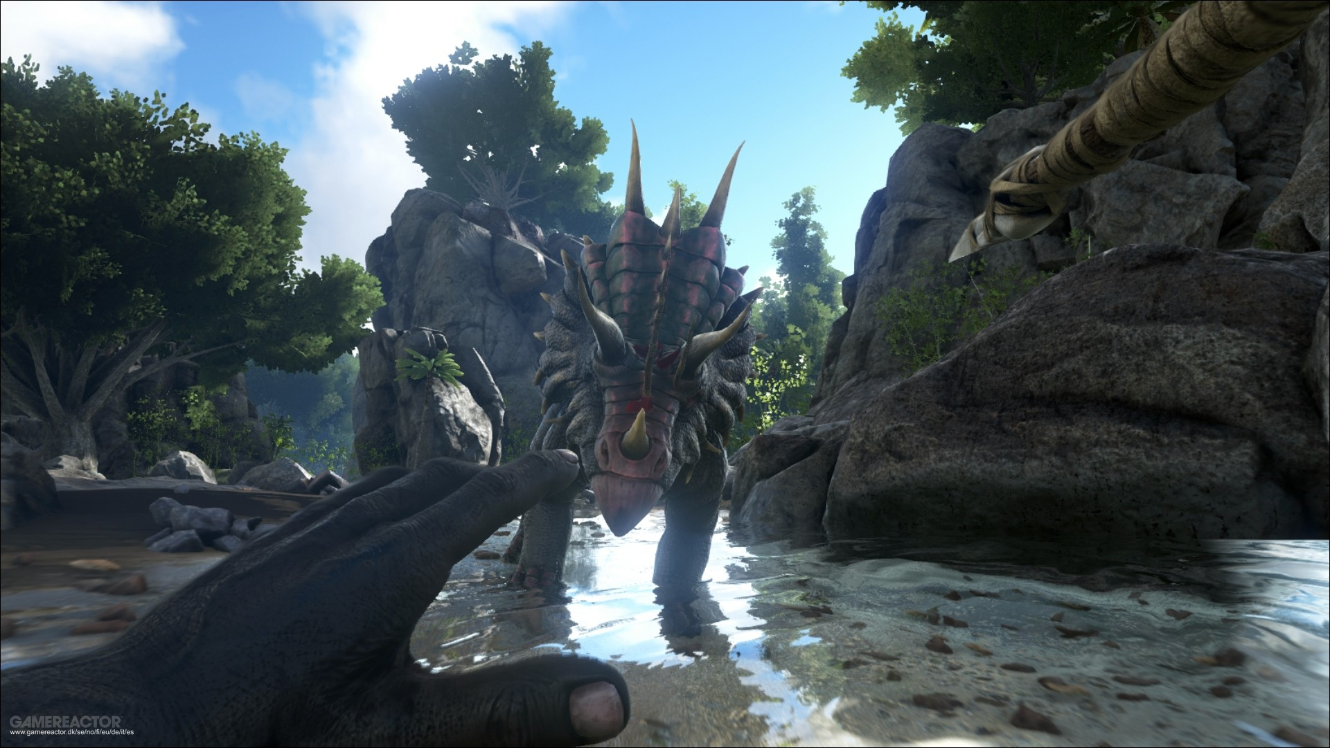 ARK: Survival Evolved Preview - Gamereactor