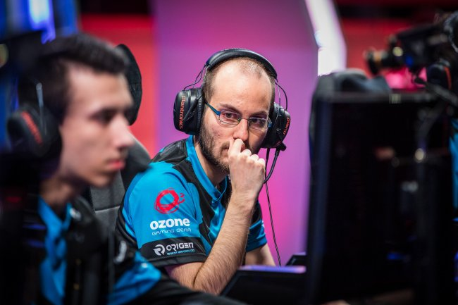 Benched: Origen drops Forg1ven from starting line-up