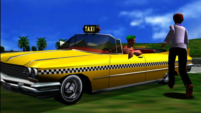 Gaming's Defining Moments - Crazy Taxi