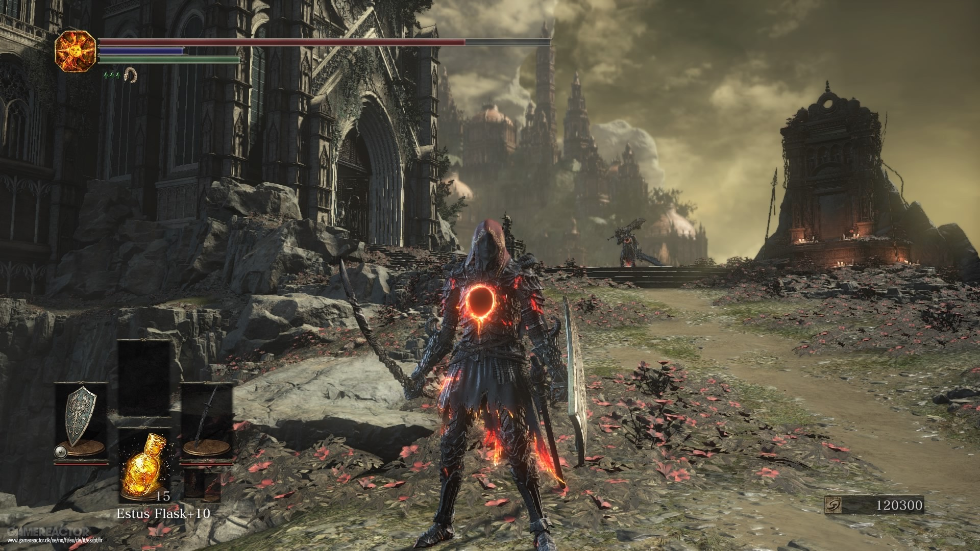 Pictures Of Dark Souls Iii The Ringed City 1 7 Game Ps4 Soul Year Edition
