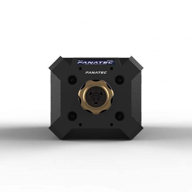 Fanatec is auctioning off their first direct drive-wheels