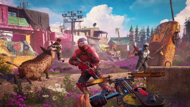 Far Cry: New Dawn's new trailer shows the brutality of the twins