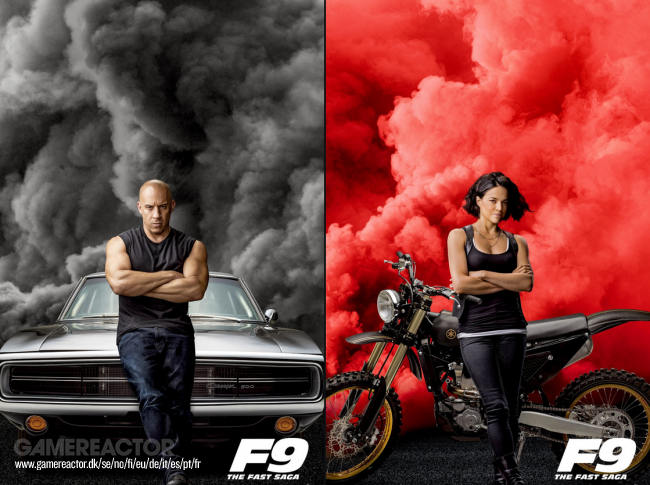 Fast and Furious 9 has been delayed yet again