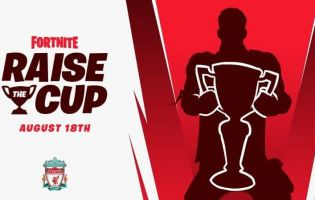 Fortnite x Liverpool Raise The Cup Tournament to take place today