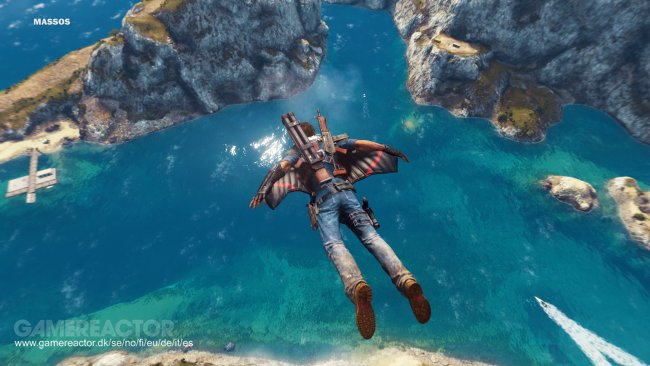Just Cause 3 : Un patch PC qui fait des