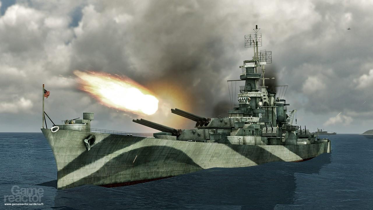 Battlestations pacific dlc: volcano map pack choke point (siege.