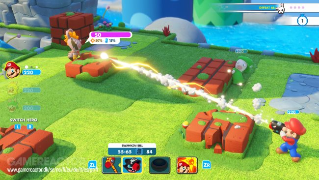 Xcom 2's creative director speaks out on Mario + Rabbids