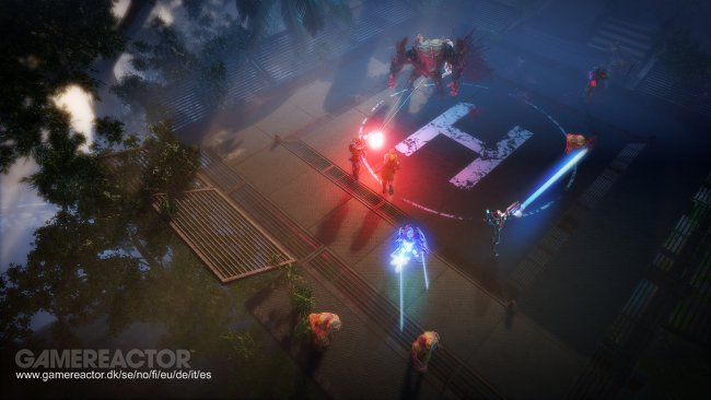The tech behind Alienation detailed in new trailer
