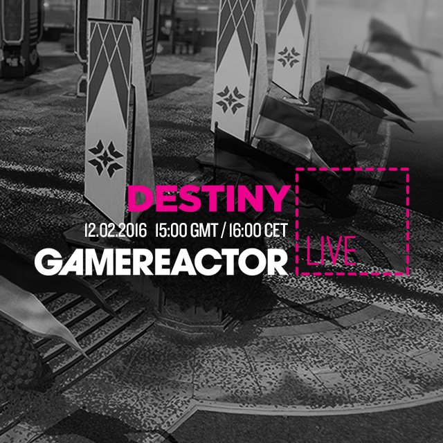 Today on GR Live: Destiny Crimson Days Event