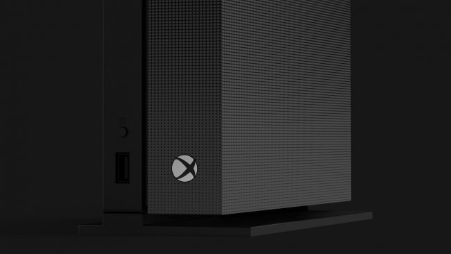 Microsoft creates a special Xbox One X with Taco Bell