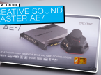 Creative's AE-7 sound card has a Quick Look episode