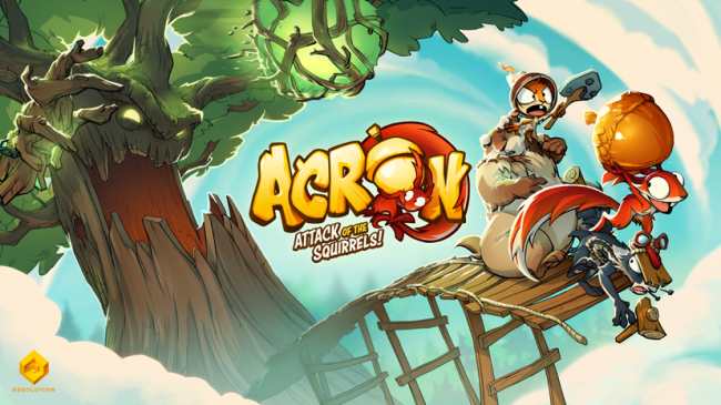 Resolution Games' Acron merges mobile and VR gaming