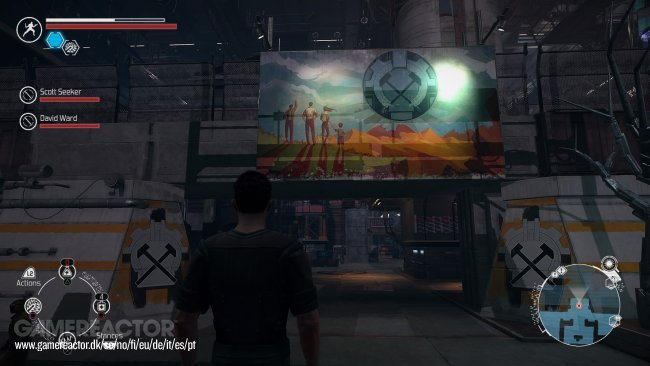 Check out our screens from The Technomancer