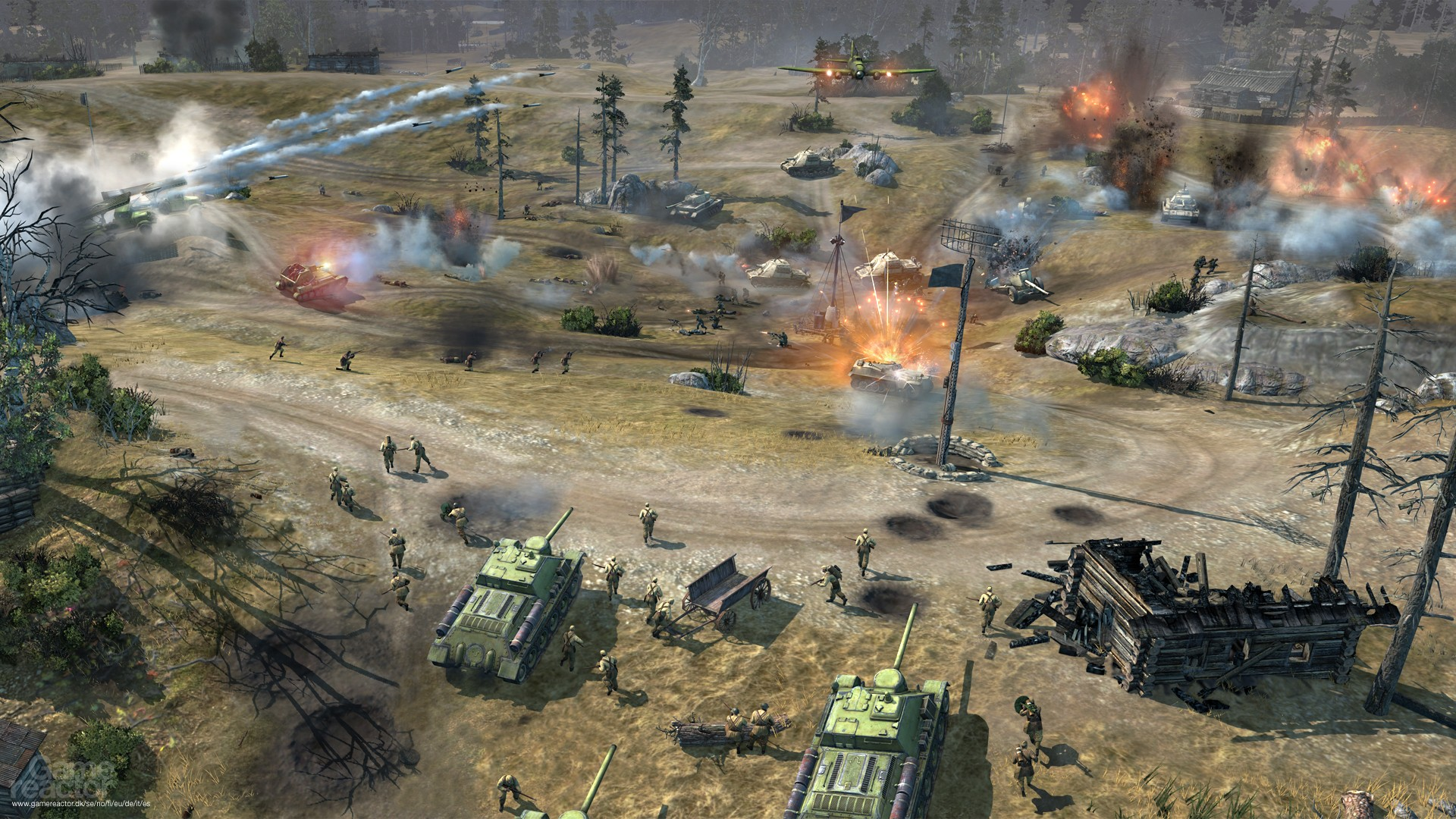 Pictures Of Company Of Heroes 2 1 9