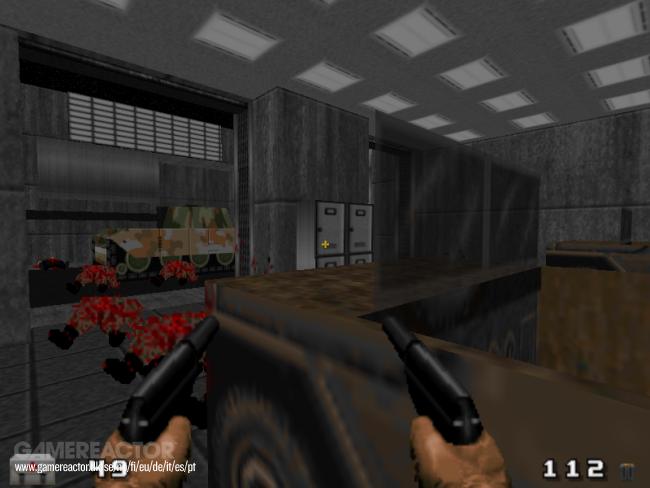 Doom mod lets you play Goldeneye 007
