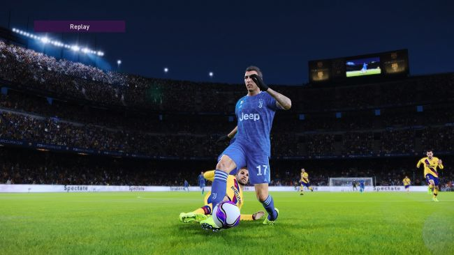 eFootball PES 2020 - Review In Progress