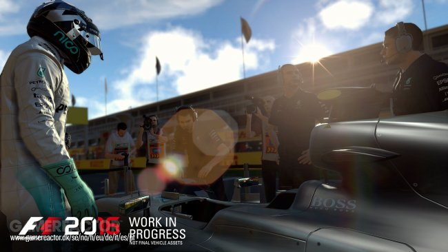 New gameplay rolls out for F1 2016