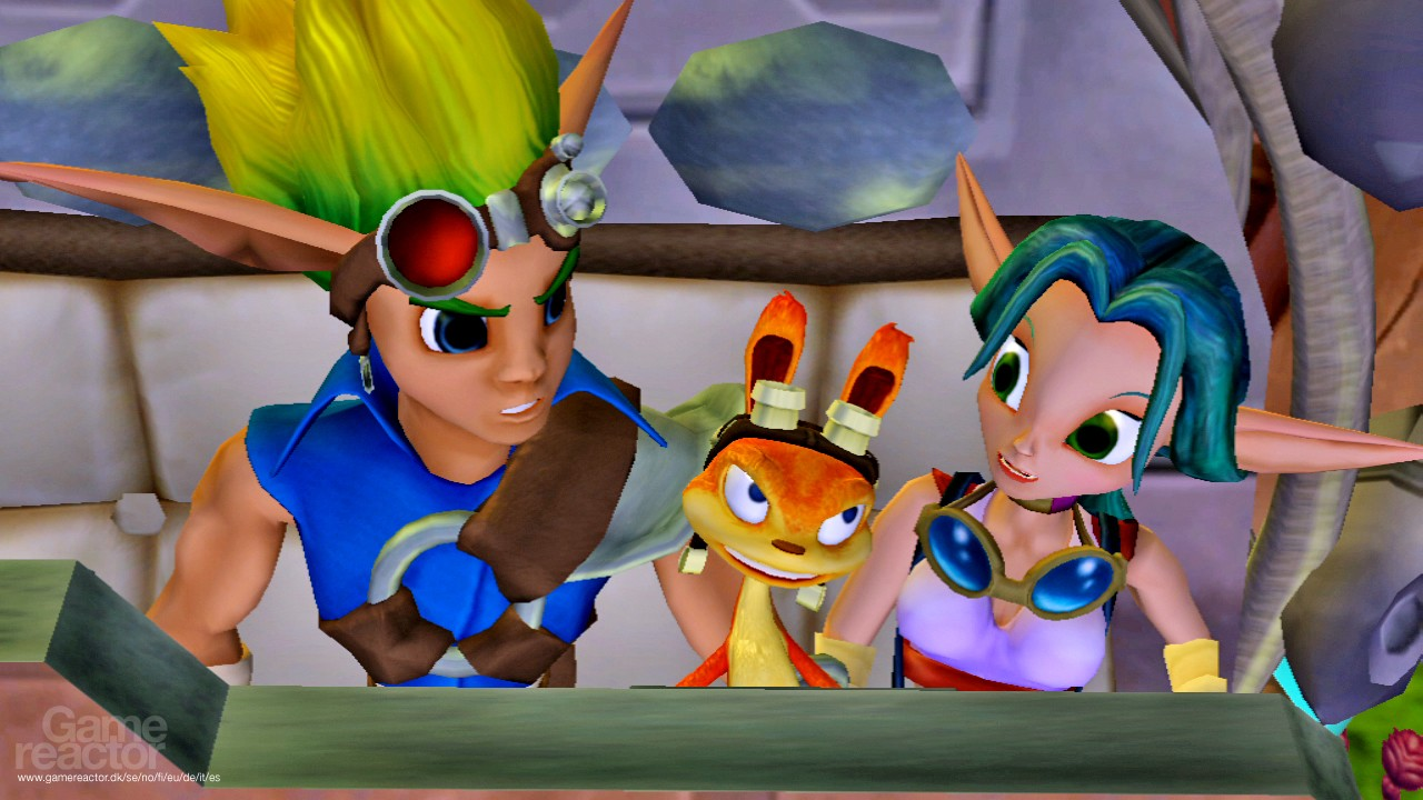 Four Jak PS2 classics coming to PS4 - Jak X - Gamereactor