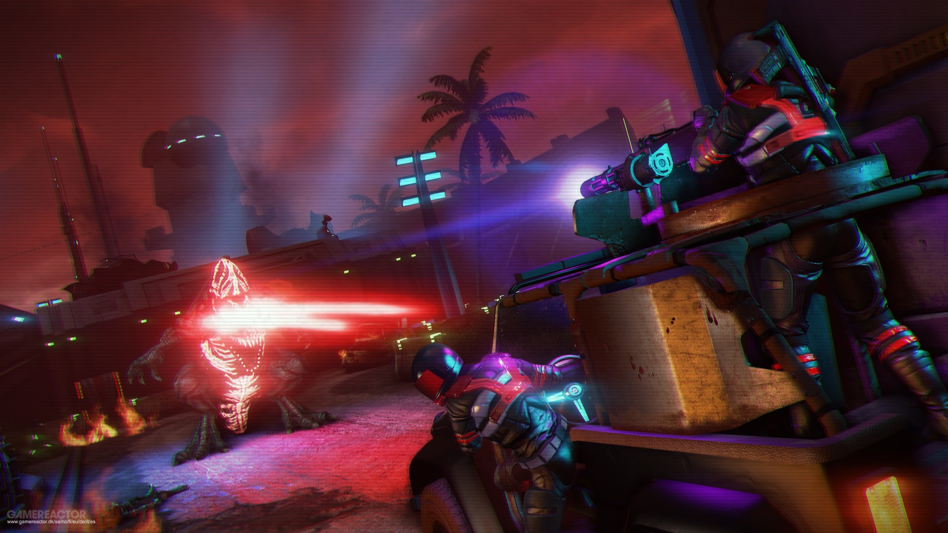 The Music Of Blood Dragon Interview Far Cry 3 Blood Dragon