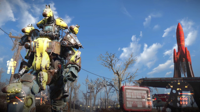 how to get more people in fallout 4