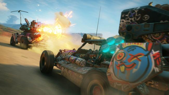 Report: Rage 2 is exclusive to Bethesda Launcher on PC