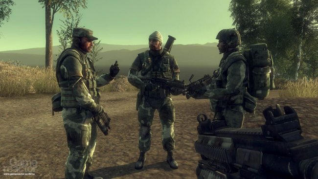 Battlefield: Bad Company is now backwards compatible