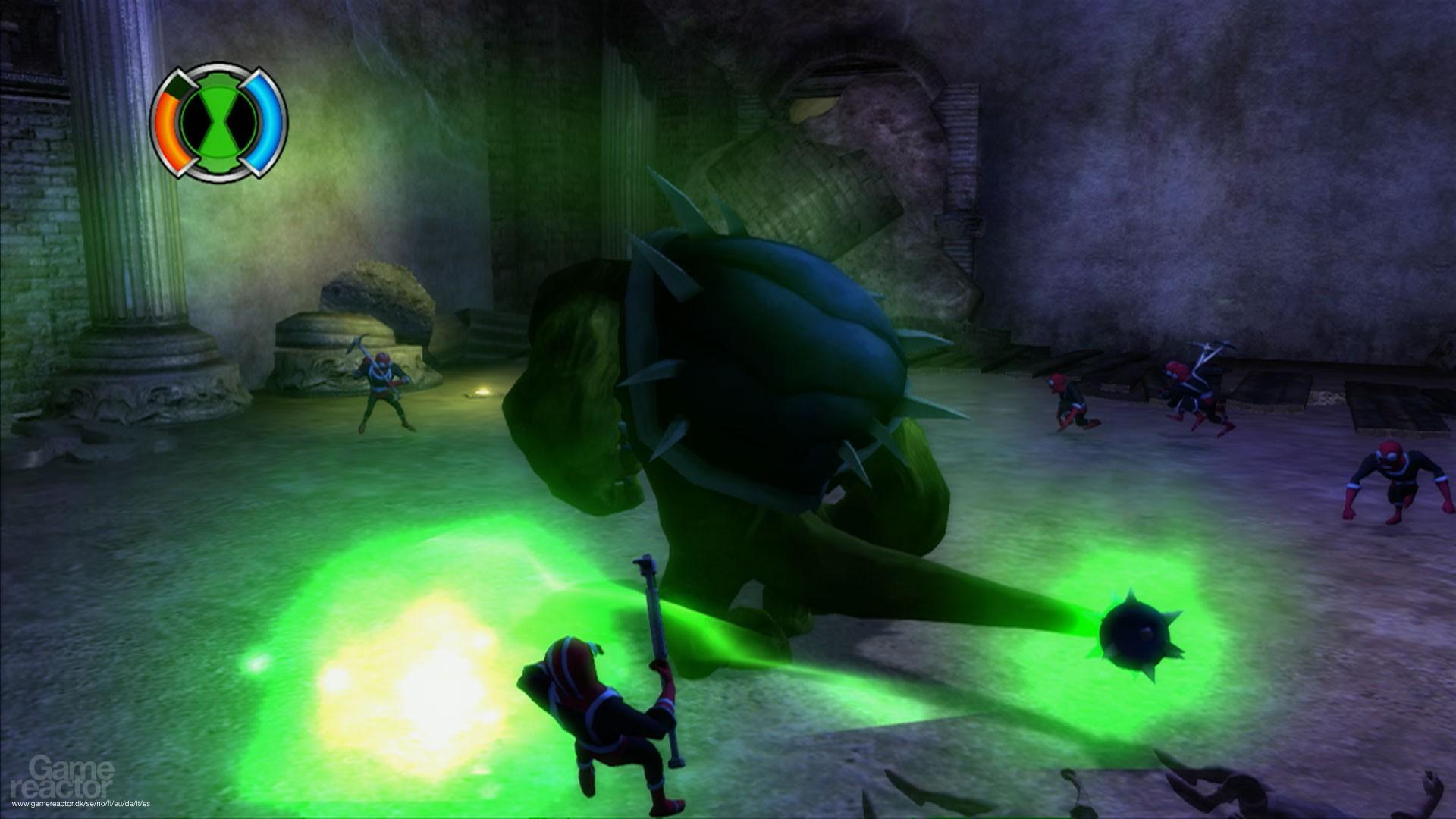 Pictures of Ben 10 Ultimate Alien: Cosmic Destruction 13/18