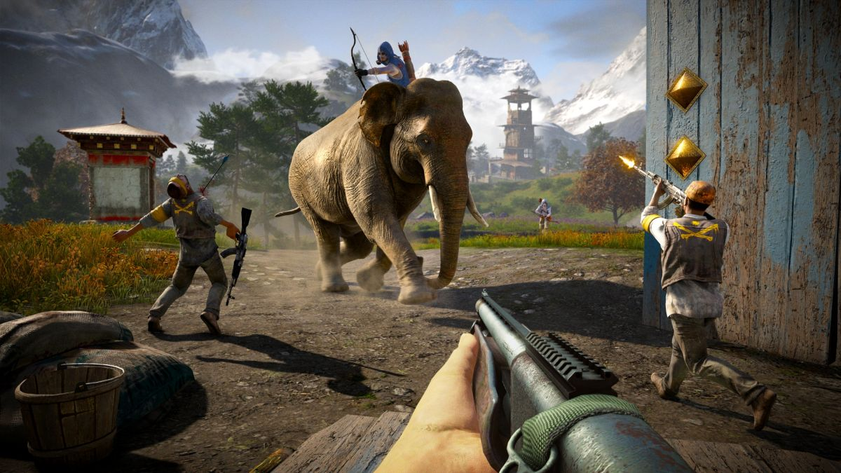 Far Cry 4 Overrun DLC available now