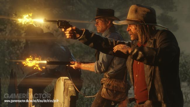 Red Dead Redemption 2 Video Preview & Screen Gallery