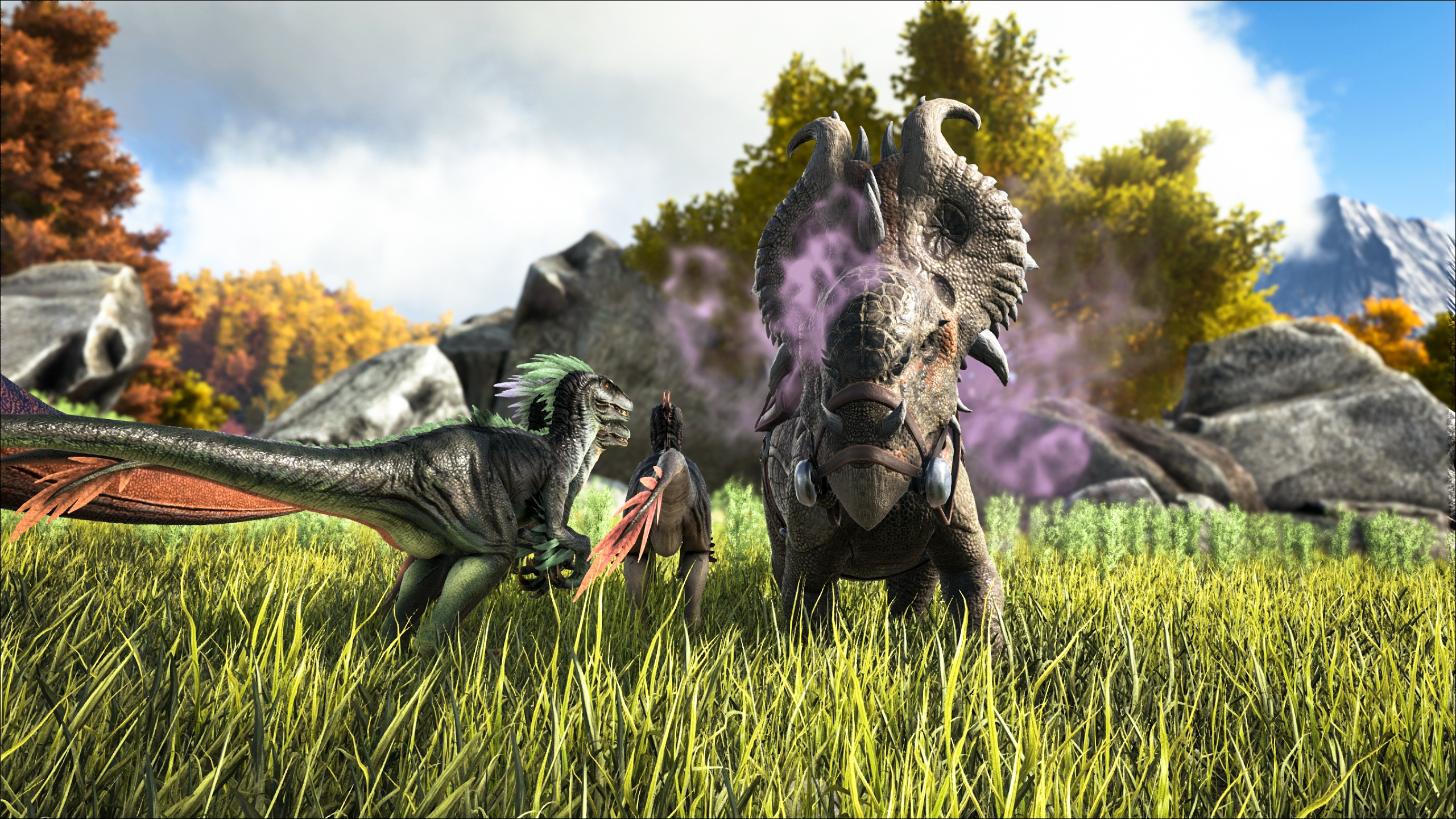ARK: Survival Evolved heads to Switch this autumn
