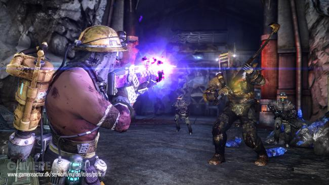 Defiance 2050 gets a closed beta this weekend