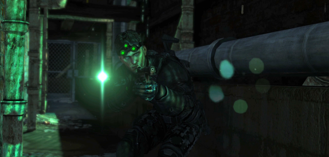 Splinter Cell: Blacklist co-op trailer