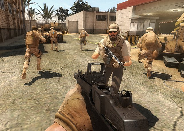 Insurgency: Sandstorm on console is