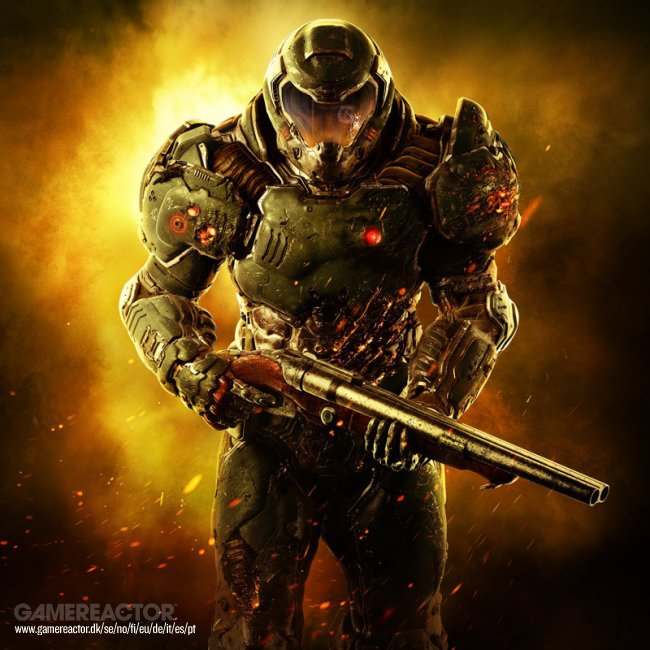 Talking Doom with id Software
