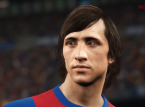 PES 2018 adds Johan Cruyff to its ranks